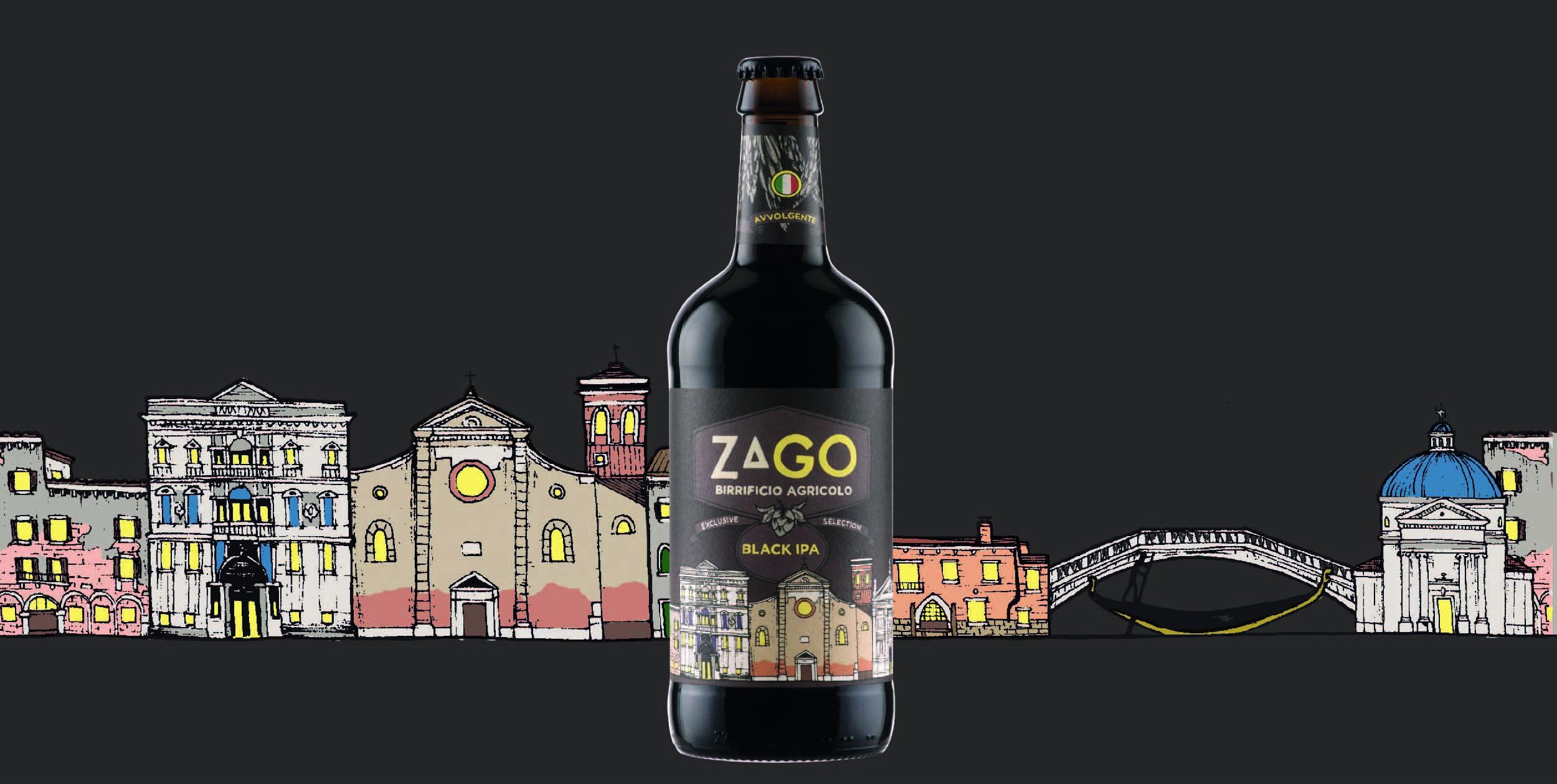 Black IPA Zago-Santa Croce Venezia