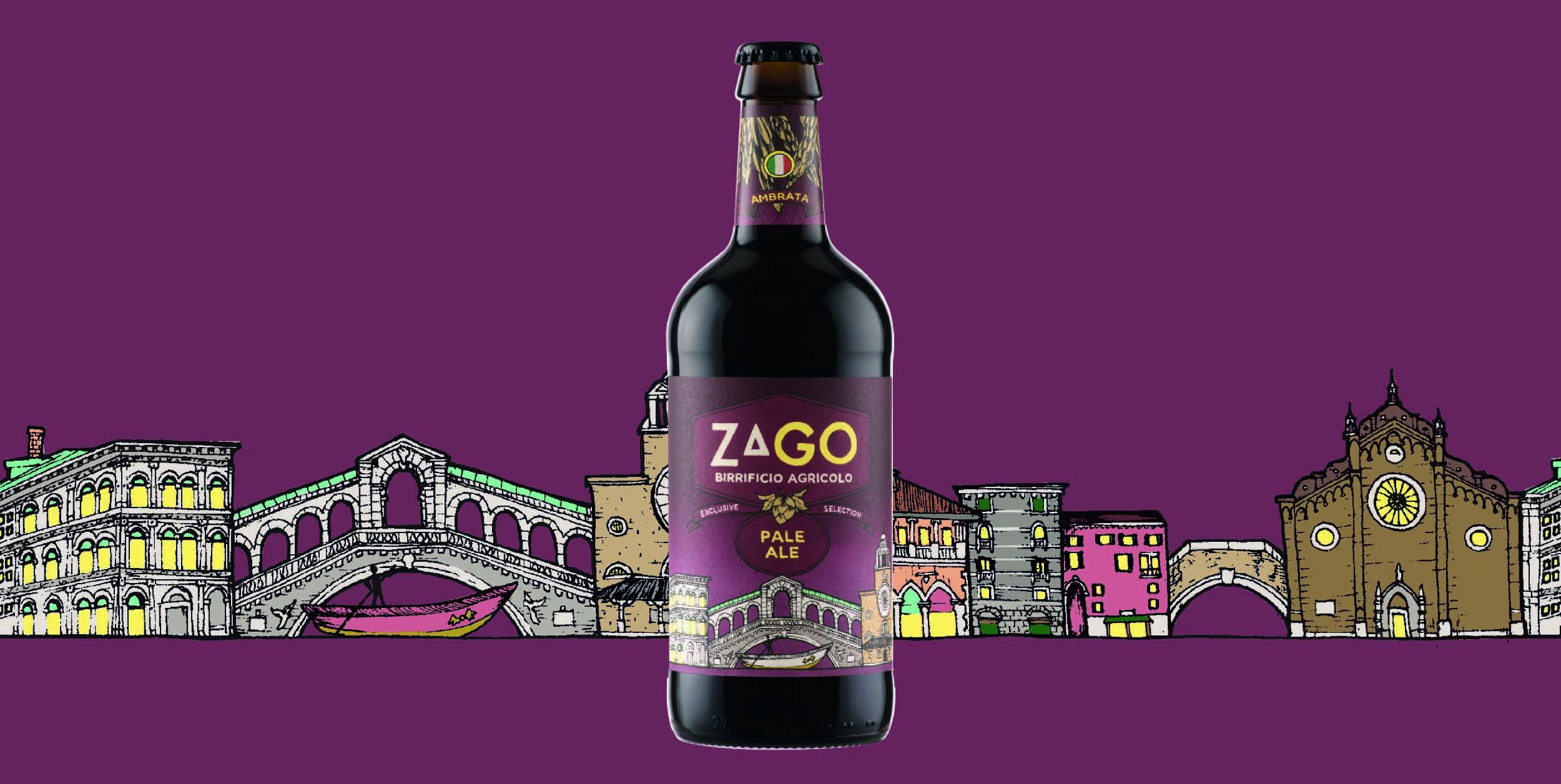 Pale Ale Zago - San Polo